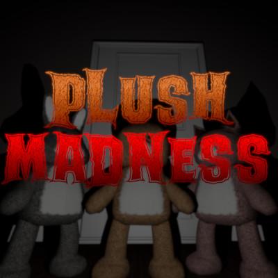 Plush Madness Logo, Rhine Games